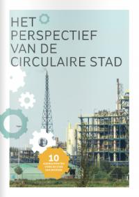 Pamflet Circulaire Stad-voorblad