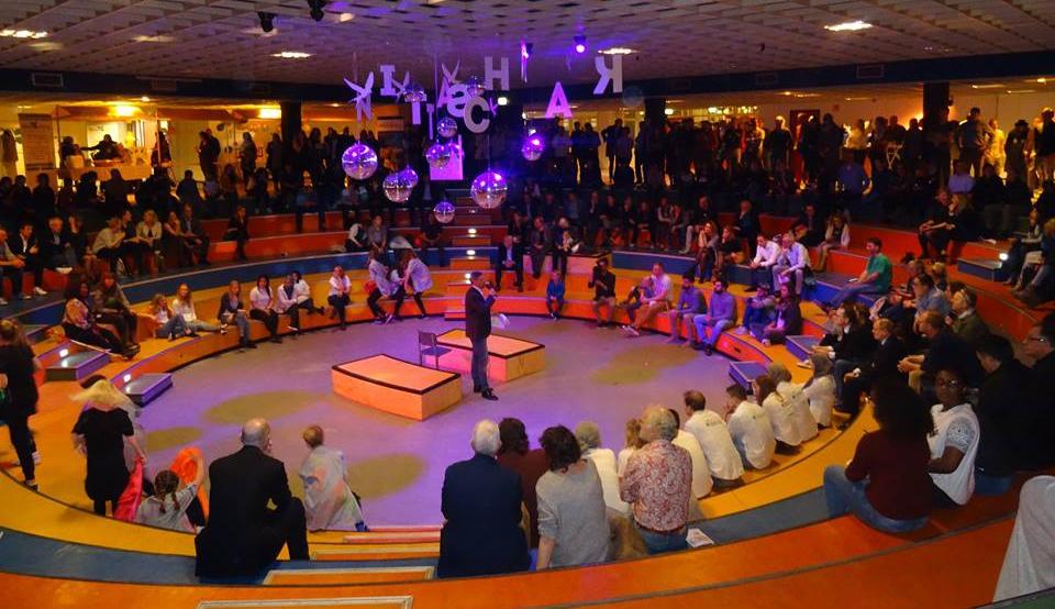 Opening Krachtstation