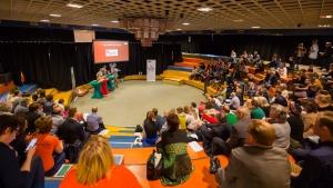 Business Eiland Utrecht in de arena