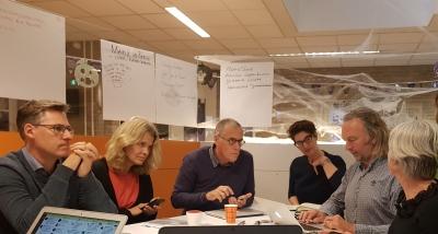 Werksessie Geldstromen door de School - OBS Lucas van Leyden