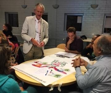 Werksessie Geldstromen door de Wijk Amsterdam-Noord