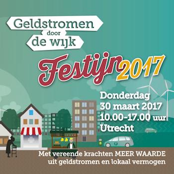 Geldstromen door de Wijk FESTIJN 2017